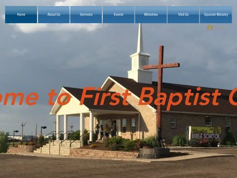 First Batist Church of Hudson