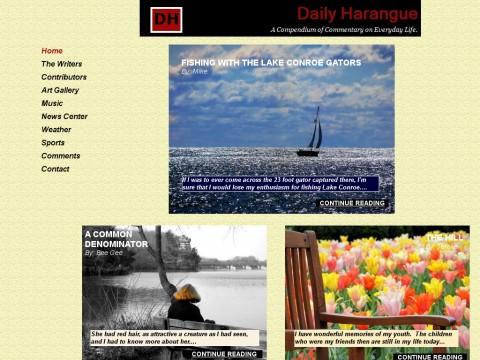 Daily Harangue