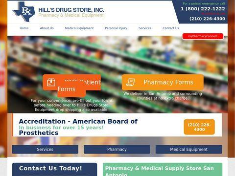 Hills Drug Store