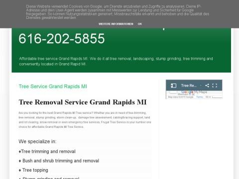 Tree Removal Service Grand Rapids MI