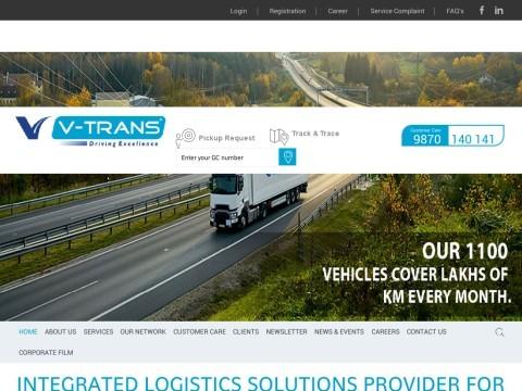 V - Trans Cargo Movers India