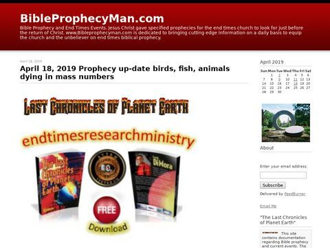 Bible prophecy and current events point to return of Christ.