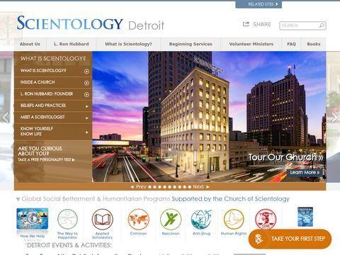 Church of Scientology Detroit