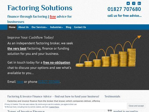 Factoring Solutions
