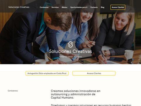 Soluciones Creativas Human Capital