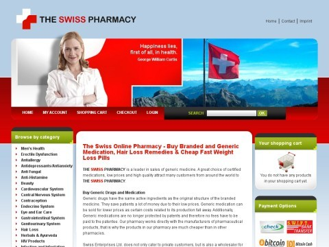 Swiss generic medication