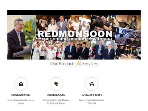 Redmonsoon | Wedding Photography Singapore