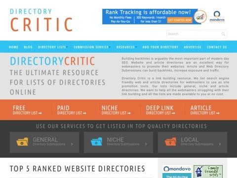 Link Building Using Directories