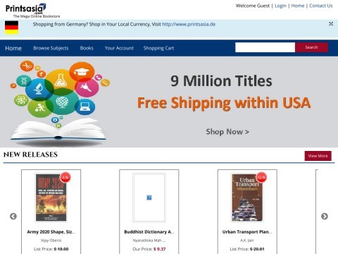 Buying Books Online on Literature