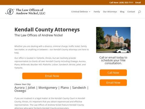 The Law Offices of Andrew Nickel, LLC