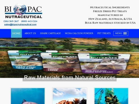 Bi-Pac Nutraceutical Inc.
