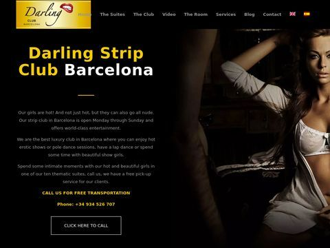 Darling Strip Club Barcelona