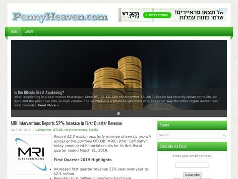 Penny Heaven.com – The most trusted name in penny stocks