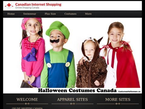 Canadian Internet Shopping