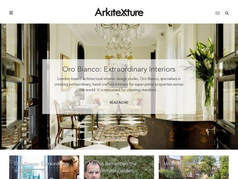 The best of interior design and architecture - Arkitexture