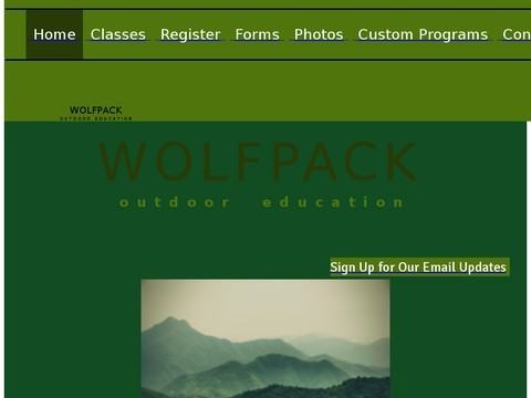 Wolf Pack Outdoor Education, LLC