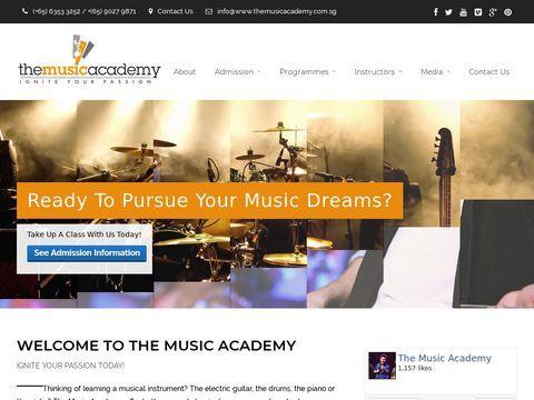 Music Lessons Singapore