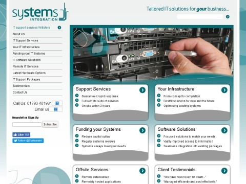 Systems Integration UK