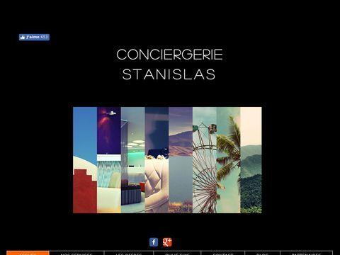 Conciergerie Stanislas