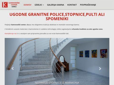 Stonecutting Slovenia