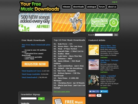 Your Free Music Downloads