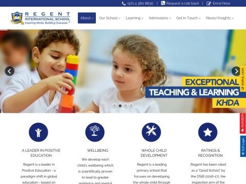 Regent International School Dubai