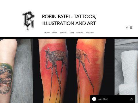 Tattoos By Robin
