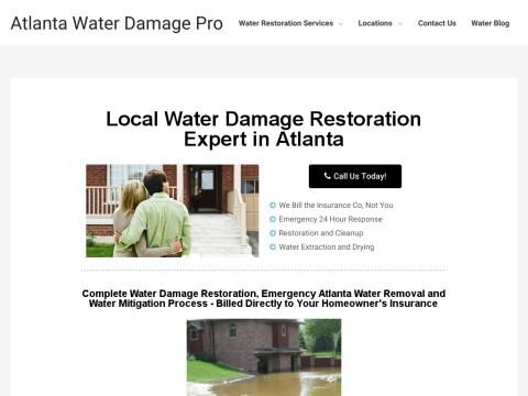 Atlanta Water Damage Pro