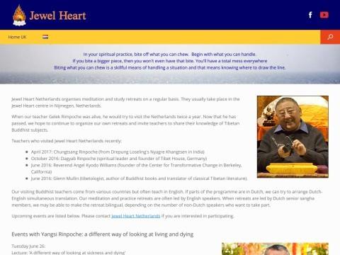Jewel Heart Nijmegen, Netherlands