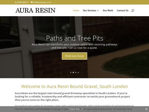 Aura Resin