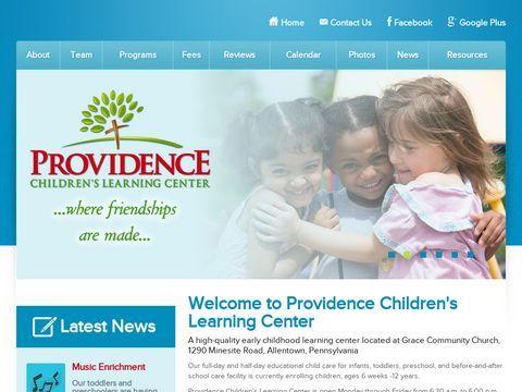 Providence Childrens Learning Center