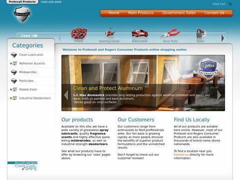 Protexall Premium Lubricants