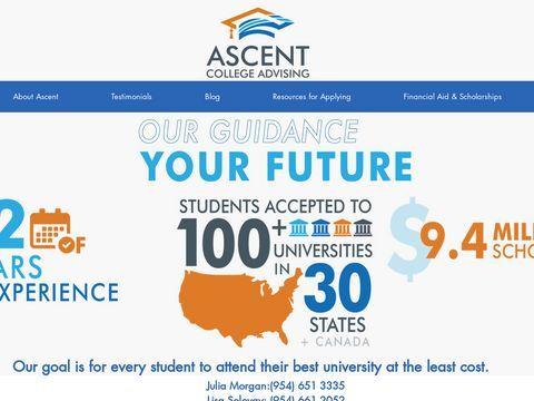 Ascent College Advising